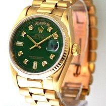 Rolex Day-Date 36 36mm Зелёный