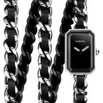 Chanel Première Steel 15.8mm Black