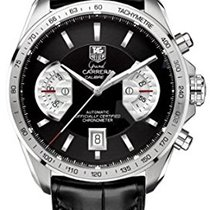 TAG Heuer Grand Carrera Automatic Chronograph CAV511A.FC6225