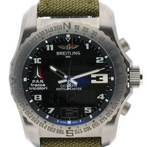 Breitling Cockpit B50 Titanium 46mm Blue United States of America, New York, New York