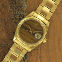 Rolex 36mm Automatic 1979 pre-owned Datejust (Submodel)