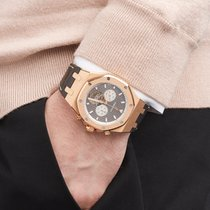 Audemars Piguet Royal Oak Tourbillon 25977.OR.OO.D005.CR.01 2014 rabljen