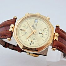 Pryngeps Octagonos Chronograph oro 18 kt automatic fibbia oro...