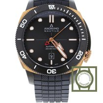 Anonimo Bronze 44.4mm Automatic AM-1001.05.001.A11 new