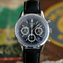 TAG Heuer Carrera Calibre 17 pre-owned 38mm Steel