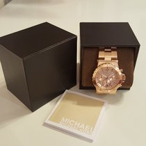 Michael Kors Steel 42mm Quartz MK5314 new