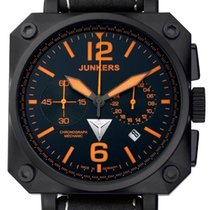 Junkers new Manual winding 45mm Steel Sapphire crystal