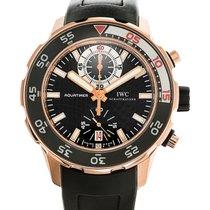 IWC Aquatimer Chronograph IW376903 2020 новые