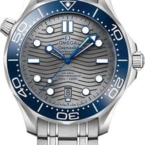 Omega 210.30.42.20.06.001 Steel Seamaster Diver 300 M new United States of America, New York, Brooklyn