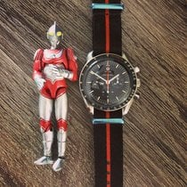 Omega Speedmaster Professional Moonwatch Steel