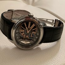 Audemars Piguet Millenary 4101 Steel 47mm Roman numerals United States of America, New York, Oceanside