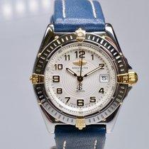 Breitling Wings Lady Stahl 31mm Weiß Arabisch Deutschland, Frankfurt