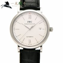 IWC Portofino Automatic Steel 40mm Silver United States of America, California, Los Angeles