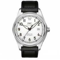 IWC IW327002 Steel 2019 Pilot Mark new
