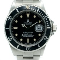 Rolex Submariner Date 16610 1992 pre-owned