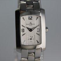 Baume & Mercier Hampton Stahl 22mm Silber Arabisch Deutschland, Nürnberg