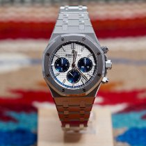 Audemars Piguet Royal Oak Chronograph Stahl 38mm Schweiz, Genève et Paris