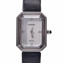 Chanel Platinum Quartz Mother of pearl 20mm pre-owned