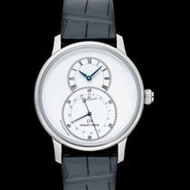 Jaquet-Droz Grande Seconde Steel 43mm Silver United States of America, California, San Mateo