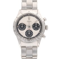 Rolex Daytona Staal 37mm Wit