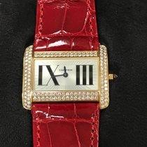 Cartier Tank Divan new Quartz Watch with original box and original papers 2601