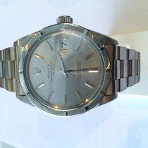 Rolex Date 1501 steel aut. oyster bracelet silver dial 35mm