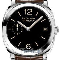 Panerai Radiomir 1940 3 Days Steel 47mm Black United States of America, New York, Airmont