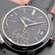 H.Moser & Cie. Titanium Manual winding 1341-0500 new