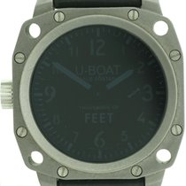 U-Boat Thousands of Feet XXL Uhr  Ø 50mm