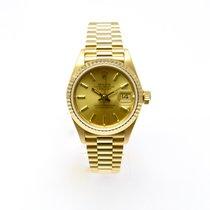 Rolex Lady-Datejust 69178 Gelbold