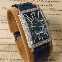 Franck Muller 40mm Automatico nuovo Long Island Blu