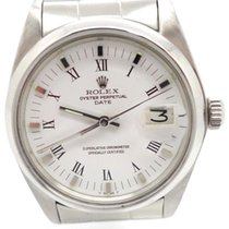 Rolex Oyster Date Chronometer Stahl