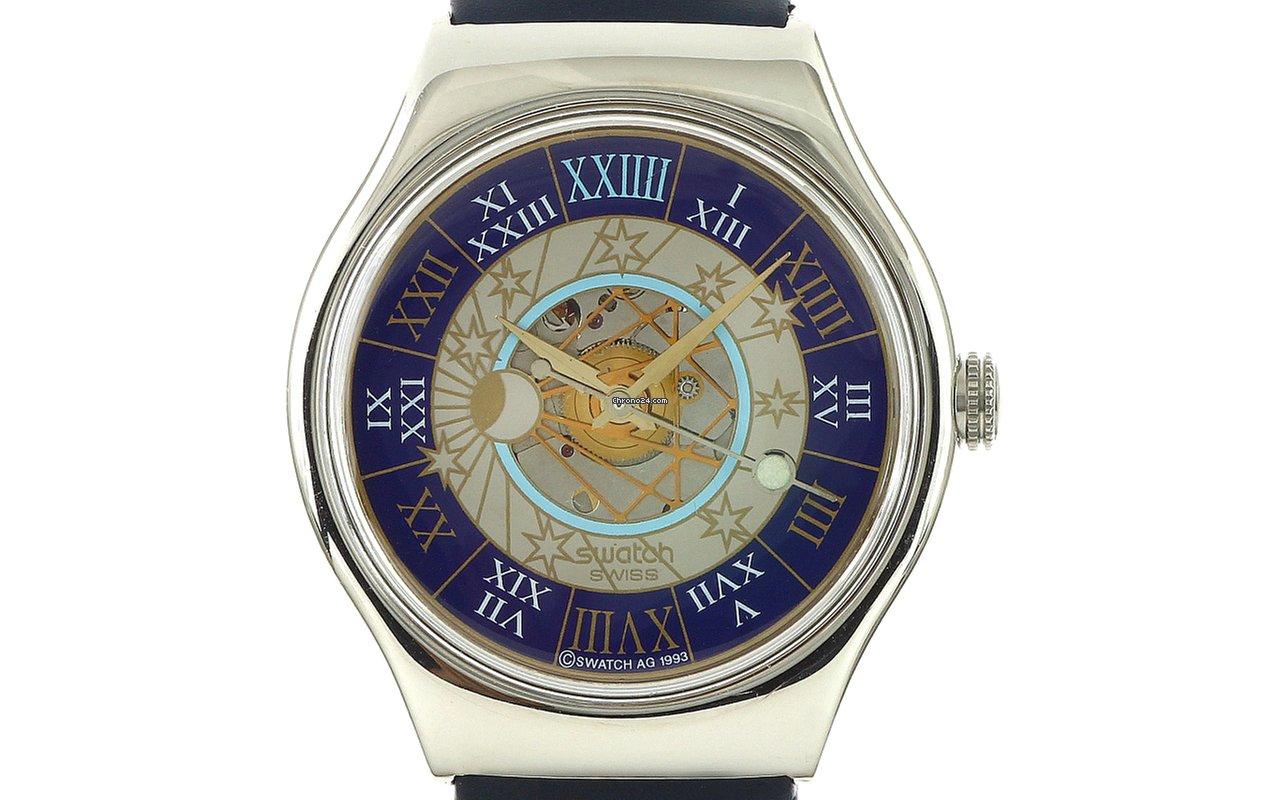 Μεταχειρισμένα ρολόγια Swatch  49de3fef842