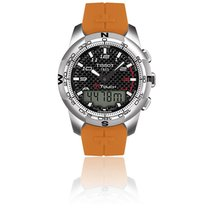 Tissot T-Touch II Titanium Orange T0474204720701