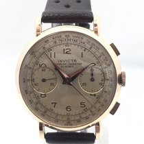 Invicta Manual winding 1950 pre-owned