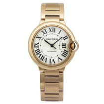 Cartier Rose gold 36mm Automatic WGBB0008 new