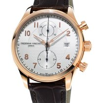 Frederique Constant Runabout Chronograph FC-393RM5B4 new