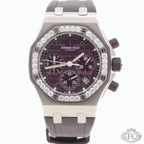 Audemars Piguet Royal Oak Offshore Lady Orignal Diamond Bezel...