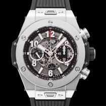 Hublot Big Bang Unico new Automatic Watch with original box and original papers 411.NX.1170.RX