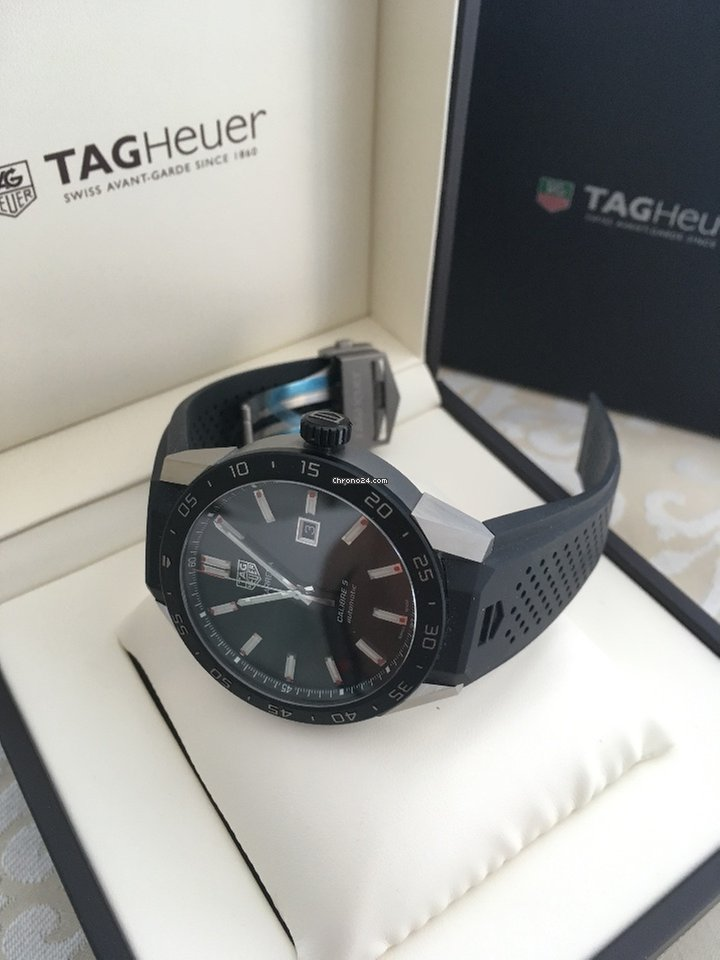 Tag Heuer Connected Special Modell Calibre 5 For 3 086 From A Private Er On Chrono24