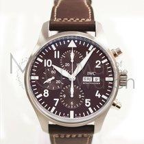 IWC Pilot Chronograph Steel 43mm