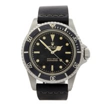 Rolex Submariner Gilt Gloss Meters First Dial Pointed Crown...