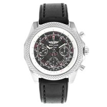 Breitling Bentley B06 Steel 44mm Black No numerals United States of America, New York, NYC