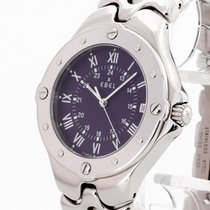 Ebel Wave E9187632 2002 pre-owned