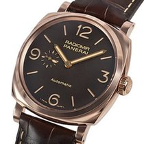Panerai PAM00573 Or rouge Radiomir 1940 3 Days Automatic 45mm nouveau