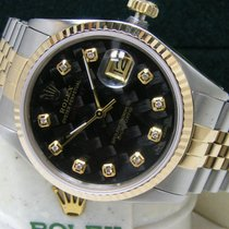 Rolex 16013 Gold/Steel 1987 Datejust 36mm pre-owned United States of America, Pennsylvania, HARRISBURG