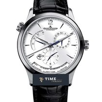 Jaeger-LeCoultre Master Geographic Steel 39mm Silver