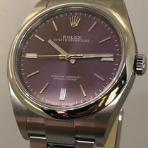 Rolex Oyster Perpetual 39 Steel 39mm No numerals United Kingdom, London