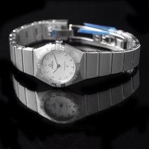 Omega Constellation Quartz 131.10.25.60.55.001 New Steel 25mm Quartz United States of America, California, San Mateo