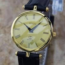 Gucci 30mm Quartz 2000 pre-owned Gold